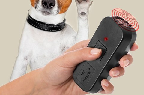 My Pet Trainer ultrahangos távirányító kiképzéshez