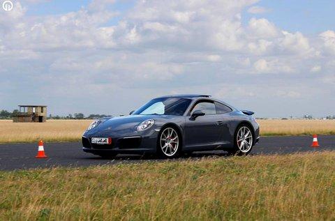Porsche 911 Carrera S vezetés Kiskunlacházán
