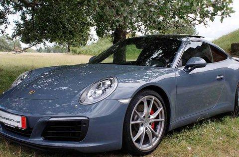 4 körös Porsche 911 Carrera vezetés
