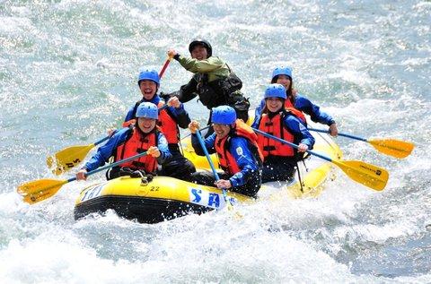 Rafting és kanyoning 1 fő részére Szlovéniában