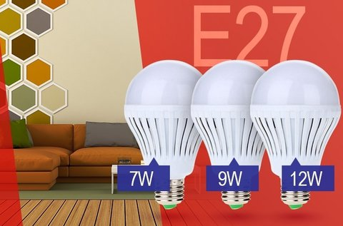 LED izzók, hideg vagy meleg fénnyel