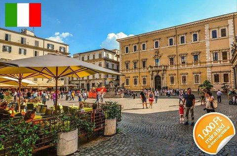 4 napos városnézés a meseszép Rómában