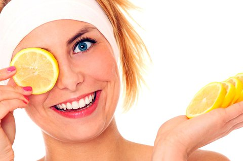 Hideg-lézeres arckezelés C-vitamin szérummal