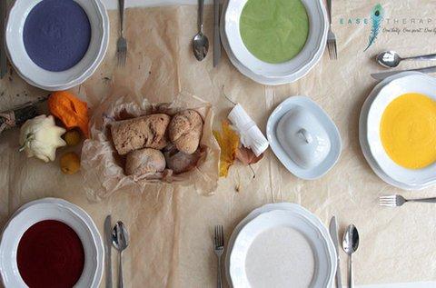 Válaszható laktóz-, glutén- és cukormentes leves