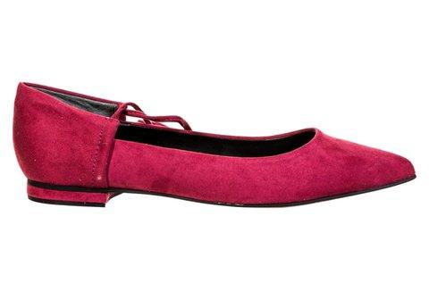 Guess női balerina cipő rózsaszín kivitelben
