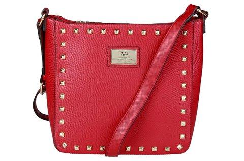 V 1969 by Versace női táska piros színben