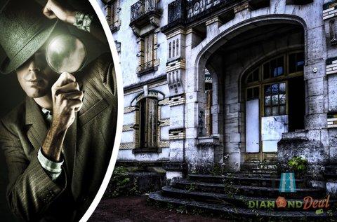 Szabadtéri páros nyomozás a Rejtélyek Városában