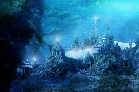 60 perces Atlantisz szabadulós játék