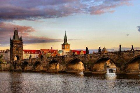 Barangolás Csehországban és Prágában