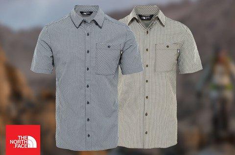 The North Face Hypress Shirt férfi rövid ujjú ing