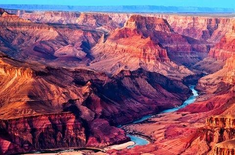Látogass el a Grand Canyonhoz és Las Vegasba!