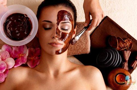 Sweet Skin csokis hidratáló és ránctalanító kezelés