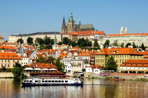 3 napos feltöltődés wellness belépővel Prágában