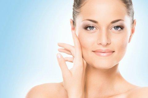 Teljes arctisztítás bio kozmetikumokkal