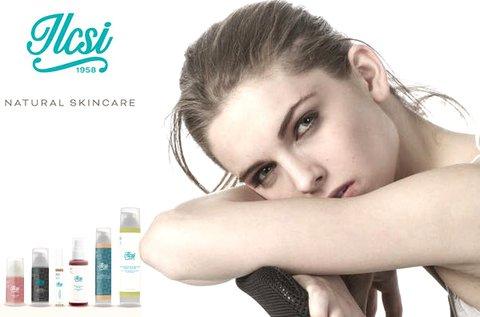 Kényeztető arctisztítás Ilcsi termékekkel