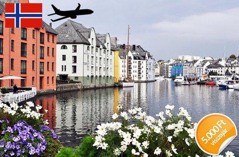 4 napos kiruccanás a fjordok kapujába, Bergen-be