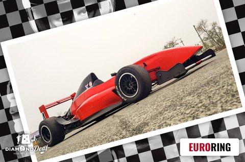 4 körös élményvezetés Formula Renault-val