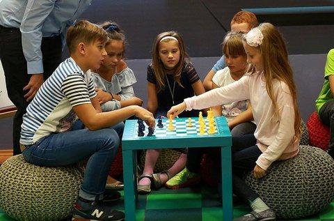 4 alkalmas innovatív sakkoktatás gyerekeknek