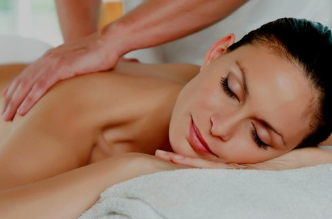 60 perces stresszoldó, relaxáló masszázs