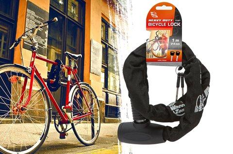 100 cm-es kerékpárlakat védő borítással