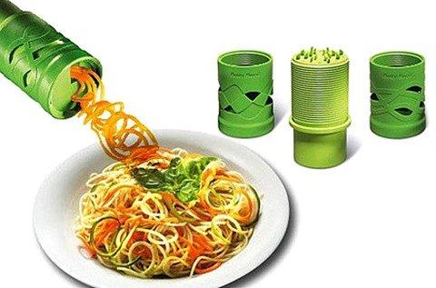 Curly Veggies zöldség dekoratőr