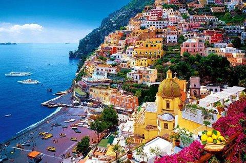 8 napos mesés nyaralás a Sorrentói-félszigeten