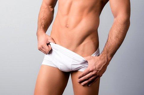 6 alkalmas férfi intim és hónalj szőrtelenítés