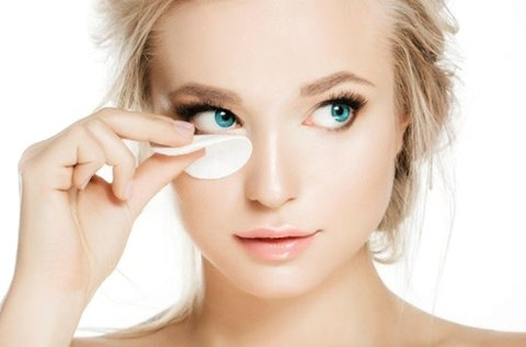 Ulthera HIFU teljes alsó szemhéj kezelés