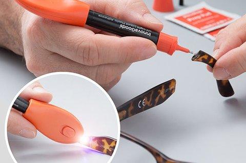 UV fényre keményedő műanyag forrasztó toll
