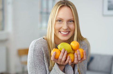 C-vitamin kúra az arcnak az egészséges bőrért