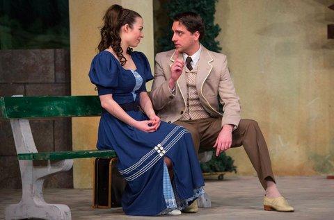 Belépő a Zsuzsi kisasszony című operettre
