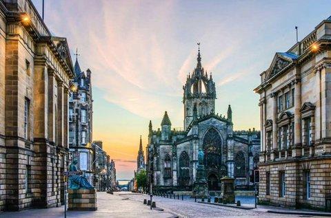 6 napos kirándulás a misztikus Skóciában