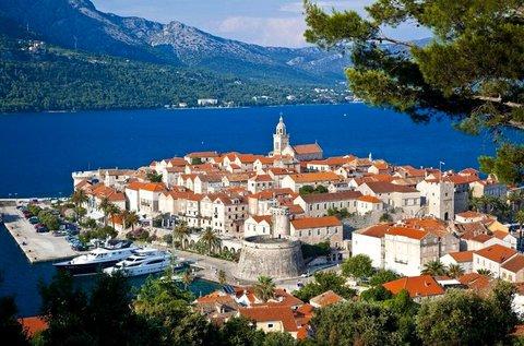 8 napos kellemes üdülés a horvátországi Jelsa-ban