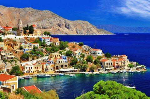 Romantikus vakáció Rodosz szigetén, repülővel