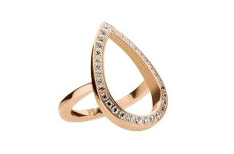 Gyönyörű Storm női gyűrű arany színben
