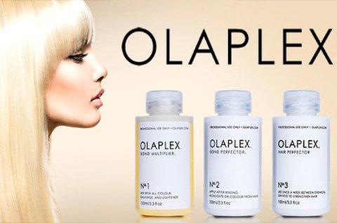 12 fóliás vagy fésűs hajújraépítő Olaplex melír
