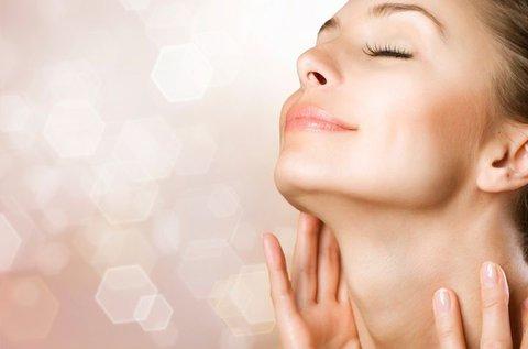 HIFU kezelés teljes arc területén