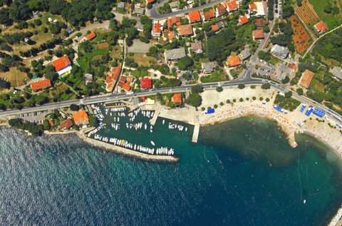 Családi nyaralás a horvát tengerparton