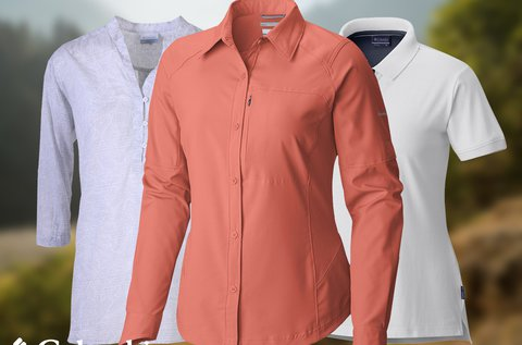 Columbia női ingek több méretben