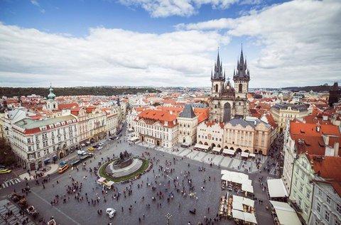 Látogassatok el a mesés Prágába!