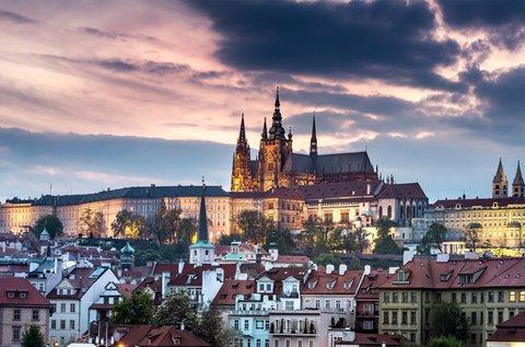 Töltsetek el 3 napot Prágában!