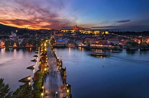 Sétáljatok és fotózkodjatok a bámulatos Prágában!