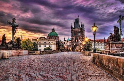Töltődj fel egy romantikus hétvégén, Prágában!