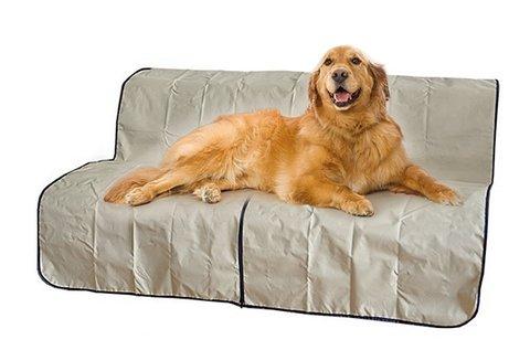 Pet Zoom autós bézs kutyapléd