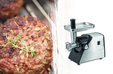 Proficook 1000 W-os elektromos húsdaráló