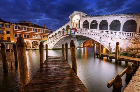 Csodáljátok meg az elbűvölő Velencét
