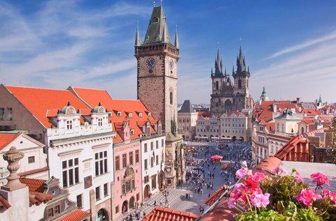 Augusztus 20-i relax az Arany Városban, Prágában