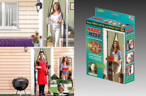 Magic Mesh mágneses szúnyogháló