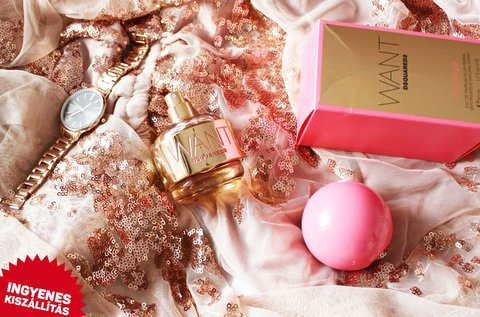 Dsquared2 Want Pink Ginger EDP női parfüm