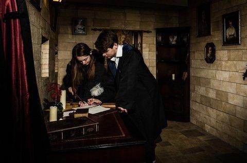 Mágikus Harry Potter szabadulószoba